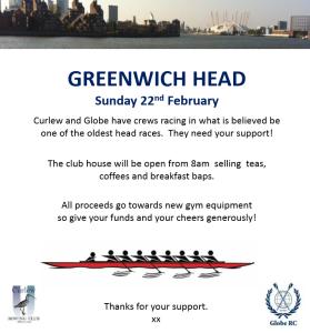 Greenwich head